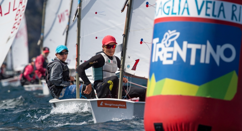Marco Gradoni a Nominee for Rolex Sailor of the Year Awards