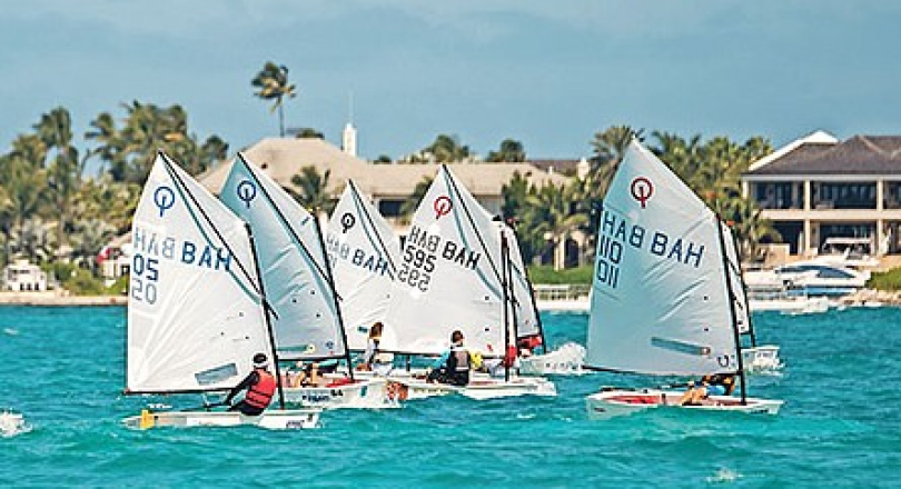 Optis Racing in Bahamas